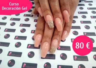 Curso de decoración de uñas de gel