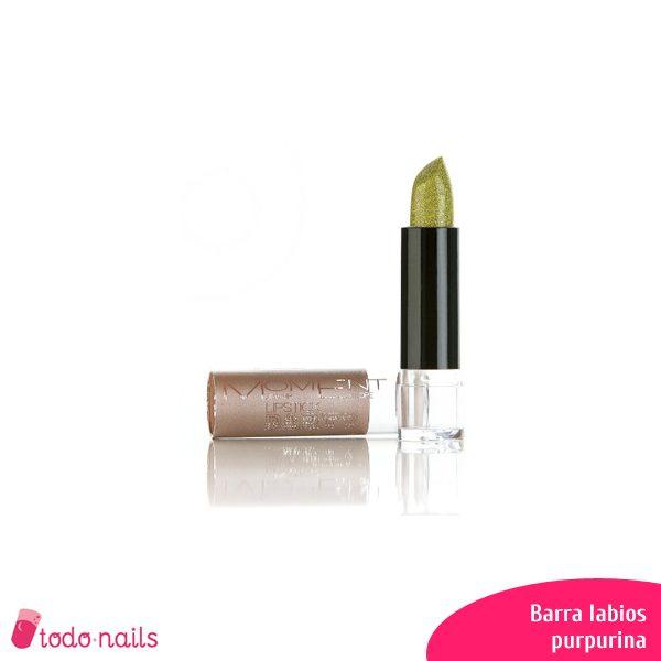 Barra-labios-purpurina