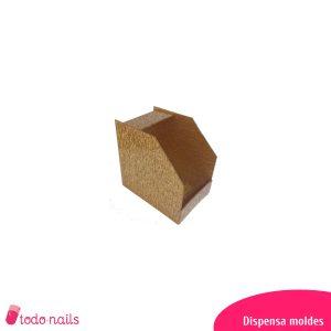 Dispensador de moldes de uñas