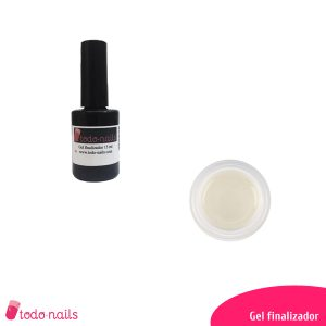 Gel finalizador top coat