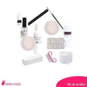 Kit de acrílico para uñas