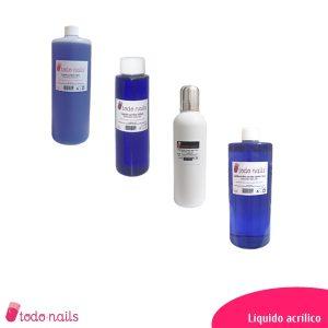 Líquido acrílico o monómero