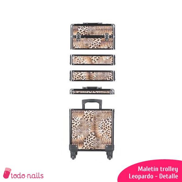 Maletín-trolley-leopardo-detalle