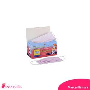 Mascarilla-rosa