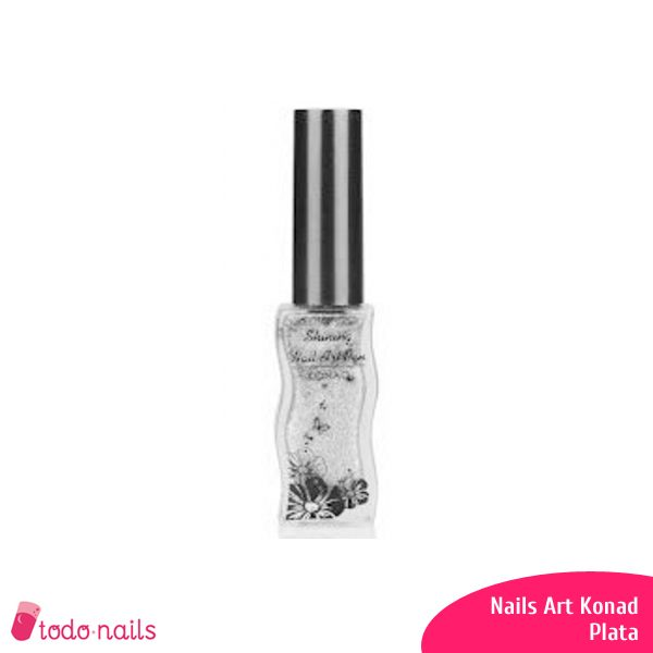 Nails Art Konad - Plata