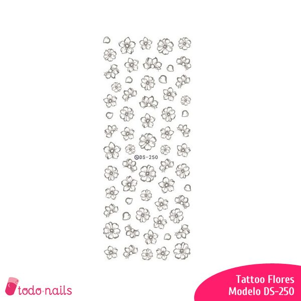 Tattoo Flores DS-250