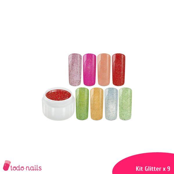 Kit-glitter-x9