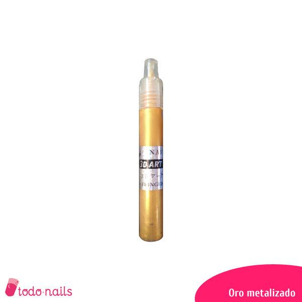 Lapiz-3d-oro-metalizado