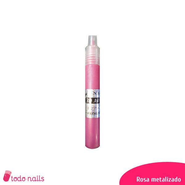 Lapiz-3d-rosa-metalizado