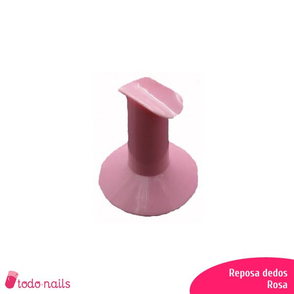 Reposa-dedos-rosa