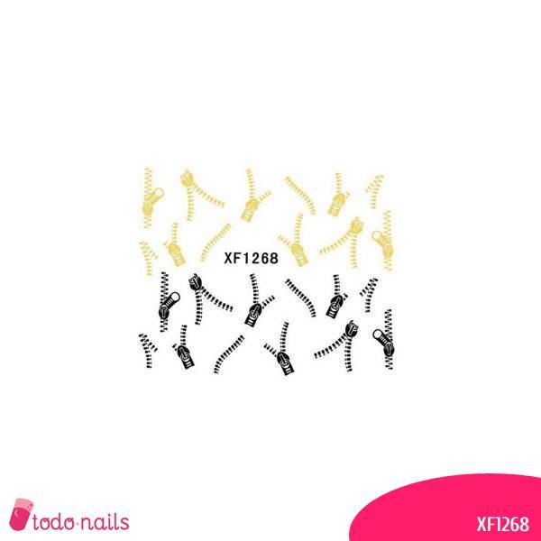 Tatoo-cremallera-XF1268