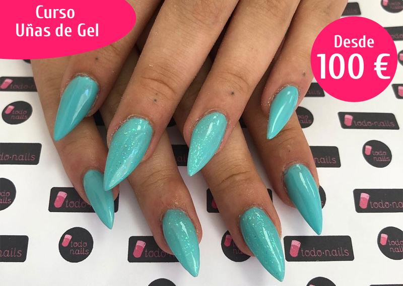 Curso De Uñas De Gel Todo Nails