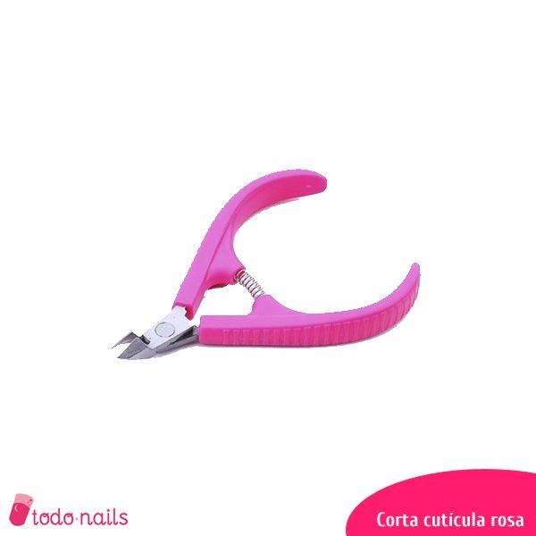 Corta-cutícula-rosa