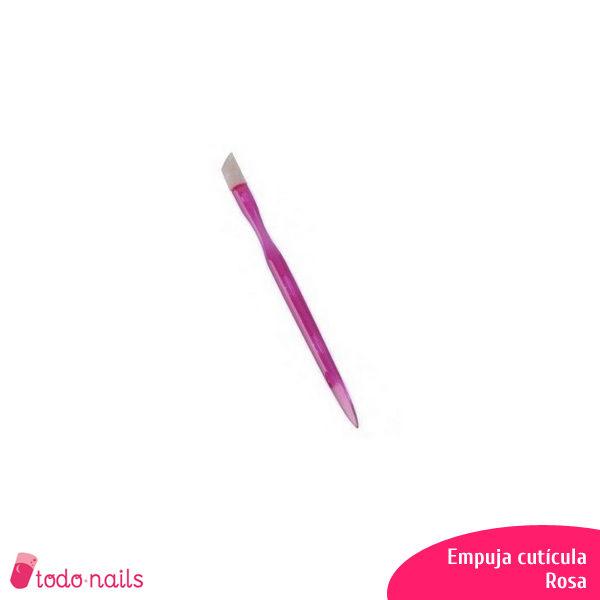 Empuja-cutícula-rosa