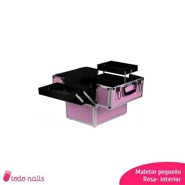 Maletín-aluminio-pequeño-rosa-interior