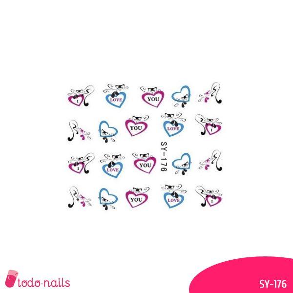 Tattoo-animales-SY-176