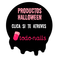 Productos de uñas para Halloween!