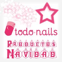 Productos de uñas para Navidad