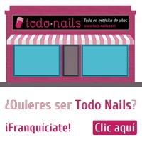 Franquicia de Uñas integral Todo Nails: tienda de uñas, centro de estética de uñas y cursos de uñas y belleza
