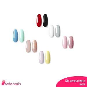 Kits de esmalte permanente mini