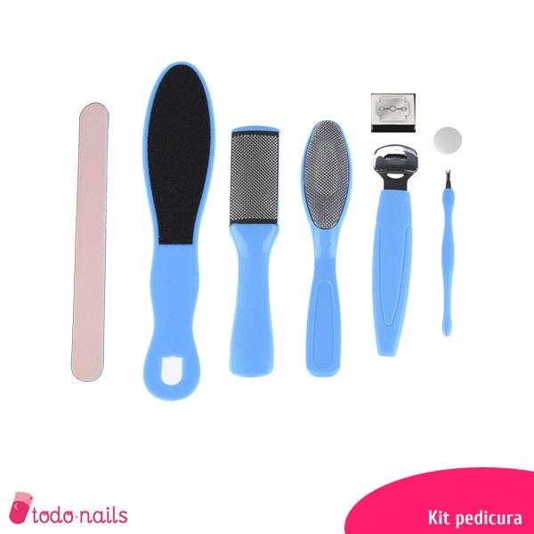 Kit de herramientas de pedicura