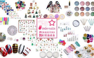 Ideas para decorar uñas en Navidad!!