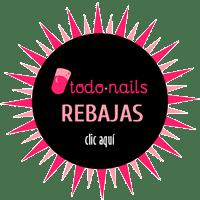 Rebajas Todo Nails en productos de uñas y belleza!