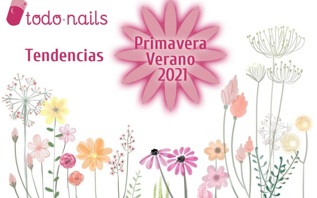 Tendencias para diseñar uñas a la moda en la primavera y verano 2021