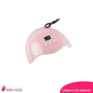 Lámpara LED mini para uñas